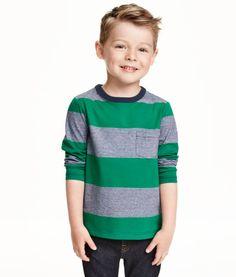 T-shirt à manches longues | Product Detail | H&M