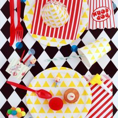 Party Kitsch circus party kit