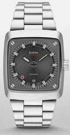 Zodiac ZO6602 Astrographic - Now Avaialble at Watchismo.com