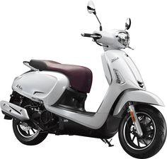 Pour 2017, les scooters Kymco Like 50 et 125 évoluent en profondeur