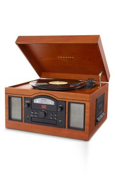 This Crosley Radio's Archiver lets you transfer all vinyl records over to modern listening devices! Perfect for Dads who have a ton of old records sitting around the house!