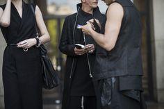 Paris Fashion Week • Photo by Julien Boudet • bleumode.com