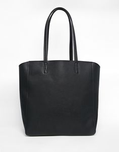 Image 1 of ASOS Winged Shopper Bag