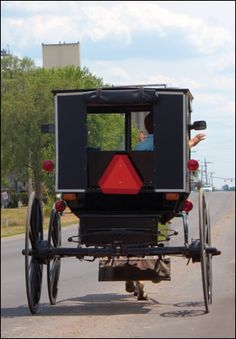 How to Drive in Amish Country -article-