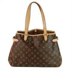 f7a4784d66c1 Louis Vuitton Mint Monogram Batignolles Horizontal Shoulder Tote Bag by Biltmore  LUX Louis Vuitton Handbags,