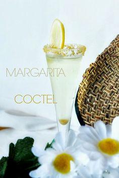 Coctel Margarita. MaraEnGredosFoodBlog.