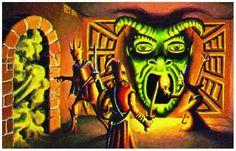 Erol Otus Artist   Classic Dungeons and Dragons Art