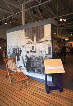 Halifax, Nova Scotia - Titanic Museum