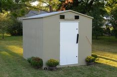 Above ground storm shelters from Safe Sheds are proven to save lives and affordable. Our storm shelters meet FEMA Pub. Above Ground Tornado Shelter, Tornado Safe Room, Porch Shelter, Handicap Accessible Home, Storm Cellar, Shed Design, Home Upgrades, Mobile Home, Outdoor Structures