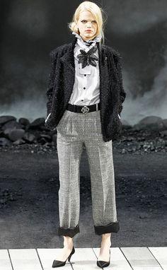 Chanel // FALL 2011 READY-TO-WEAR