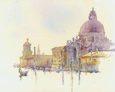 """Della Salute, Venice"" by John Haycraft"