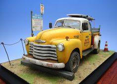 Doozy Magazine: 1950 Chevrolet 3100 Pickup Part 3