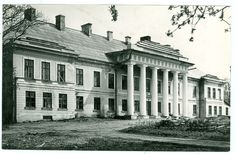 Kattentack Manor in This is where my mother's father grew up aka Aaspere mõis Old Family Photos, Old Photos, Mother And Father, Multi Story Building, Old Things, Places, Pretty, Travel, Old Pictures