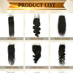 Large stock best quality factory directly brazilian human hair lace closure