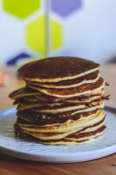 Sugar Free, Pancakes, Paleo, Sweets, Diet, Breakfast, Healthy, Recipes, Food