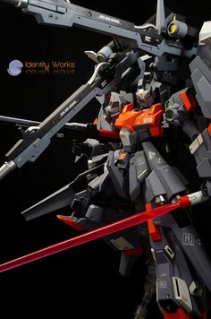 MG RGZ-95C ReZEL Type-C [defenser a+b unit] customise by Identity Works