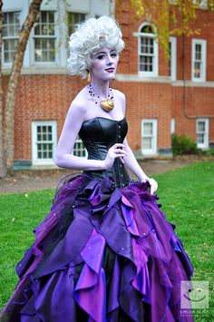 Awesome Ursula! Love the skirt steph would look amazing in something like this