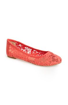 Lucky Brand 'Eartha' Flat (Women) available at #Nordstrom