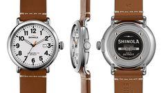 The Runwell Watch 47mm White Watch