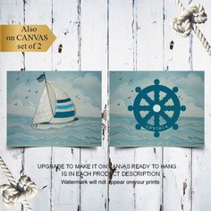 Nursery Prints, Nursery Wall Art, Nursery Decor, Nautical Prints, Nautical Nursery, Boys Room Decor, Kids Decor, Art Wall Kids, Art Kids