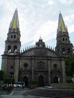 Guadalajara, La Catedral!