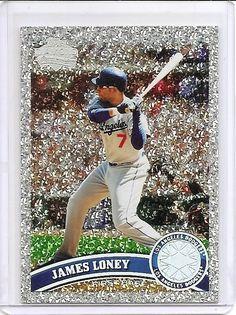 2011 Topps Diamond Anniversary #305 James Loney