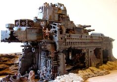 Image result for wrecked imperial knight