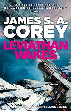 Leviathan Wakes: Book 1 of the Expanse by James S. A. Corey http://www.amazon.co.uk/dp/1841499897/ref=cm_sw_r_pi_dp_sZR9wb1QMR6XC