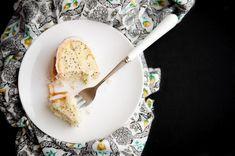 lemon-poppyseed-pound-cake-recipe #simplethings