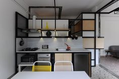 Polytopo - Low Cost Apartment Renovation in Greece by Z-Level