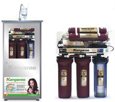 Máy lọc nước Kangaroo 6 lõi KG106 không vỏ tủ