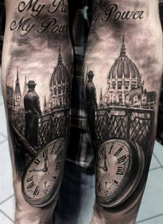 Tattoo by Proki Tattoo | Tattoo No. 10904