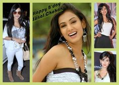 Today its Jannat actress Sonal Chauhan's birthday  Wish you a very Happy Bday