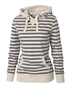 Large image of Daria Overhead Stripe Hoody - opens in a new window Pretty Outfits, Cute Outfits, Casual Outfits, Fashion Outfits, Sweater Hoodie, Casual Tops, Fat Face, Hoodies, My Style