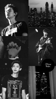 Chanyeol Cute, Park Chanyeol Exo, Kpop Exo, Baekhyun, Wall Stickers Baby Boy, Kpop Profiles, Exo Lockscreen, Exo Members, Chanbaek