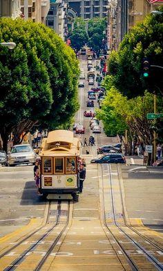 San Francisco, California (by miemo on Flickr)