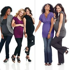 Thyme Maternity just launched in the U.S.