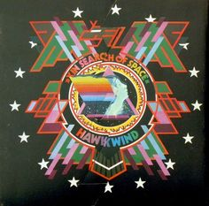 Hawkwind ‎– X In Search Of Space