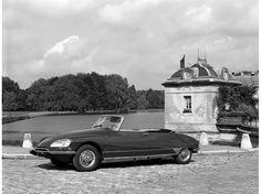 EN IMAGES. 60 ans de Citroën DS (1955-2015) - 7 octobre 2015 - Challenges.fr