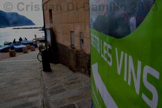 """photo taken at """"Sestri les vins"""" natural wine fair organised by VinNatur and """"Sestri Levante In"""" the local tourism union #winelovers"""