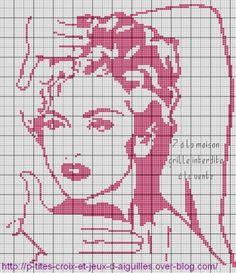 grille gratuite : Madonna