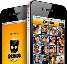 Find gay, bi, curious guys for free near you with Grindr. This app is frequently used and popular within gay men. My friends who are homosexual explained that it locates other gay men that are near, that they can meet and just hook up and that's it. No relationship or friendship. Our generation and the advanced technology, how we meet people and who we have sex with, technology is a huge key to make it happen. This app is known to make it easier for gay men to find other gay men as well.
