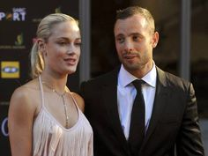 Olympian Oscar Pistorius charged with murdering his girlfriend Reeva Steenkamp at his home in South Africa this morning.