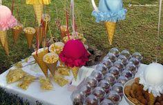 Lima Limão - festas com charme: Aniversário Fresquinho!