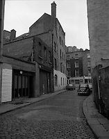 Views of Old Dublin February of Lower Exchequer Street, Dublin. Old Pictures, Old Photos, Dublin Street, Photo Archive, Celtic, Ireland, History, Gallery, Image