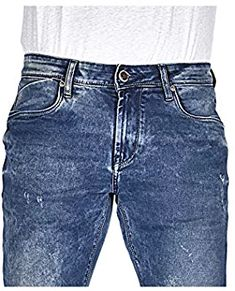 YellowJeans Men's Slim Fit Jeans (Cloud wash with mid-Blue Shades, 28W x 42L): Amazon.in: Clothing & Accessories Yellow Jeans, Slim Man, Jeans Fit, Denim Shorts, Fitness, Blue, Clothes, Women, Fashion