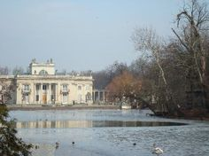 Palace on the Lake, Warsaw