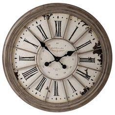 Antic Line Square Clock, 69 x 69 cm