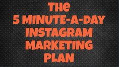 [HOW TO] Drive Targeted Traffic to your Website With #Instagram