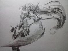 Dark Valkyrie Diana - League of Legends by locomixt1 on DeviantArt